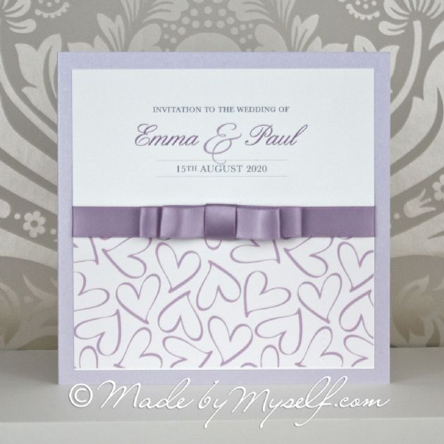 Amore Wedding Invitation